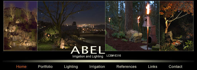 Outdoor Lighting & Irrigation Contractor, Portland, Oregon